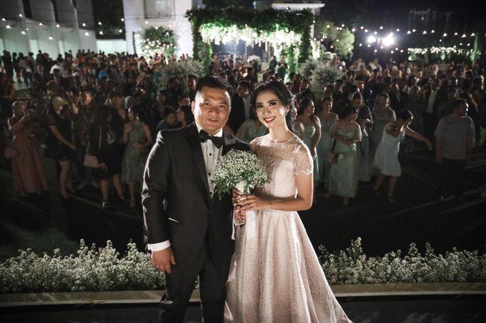 The Wedding Nico & Prissy by Gedong Putih - 016