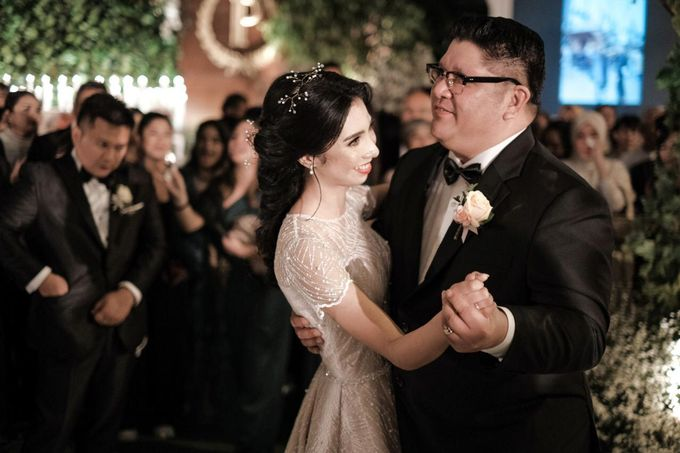 The Wedding Nico & Prissy by Gedong Putih - 023