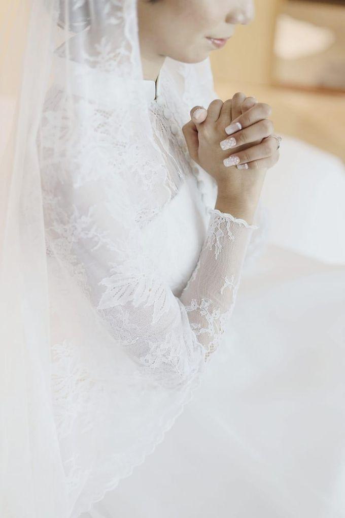The Wedding Nico & Prissy by Gedong Putih - 001