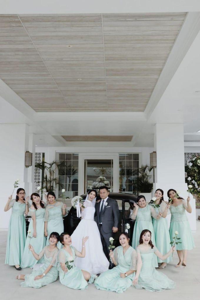 The Wedding Nico & Prissy by Gedong Putih - 012