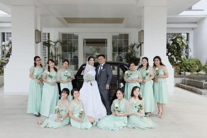 The Wedding Nico & Prissy by Gedong Putih - 017
