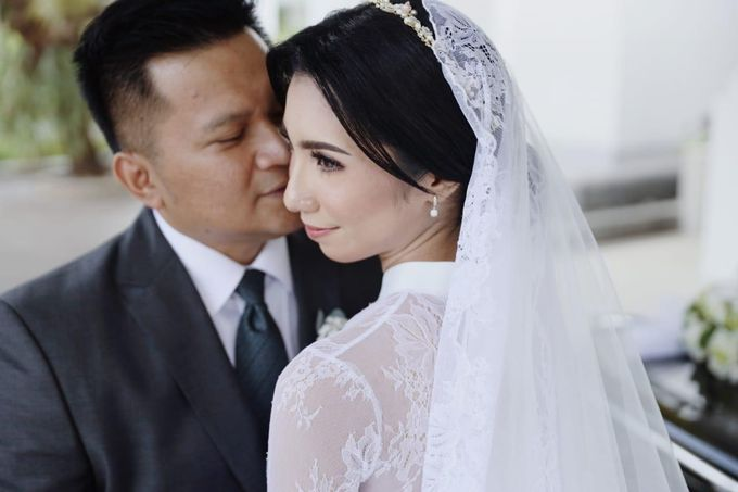 The Wedding Nico & Prissy by Gedong Putih - 011
