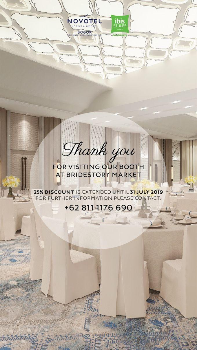 Bridestory Market 2019 by Novotel Bogor Golf Resort and Convention Centre - 007