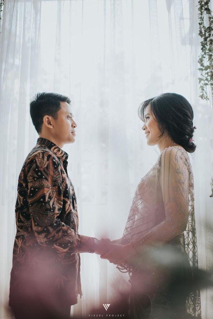 Steffie Putra Engagement by Chandira Wedding Organizer - 001