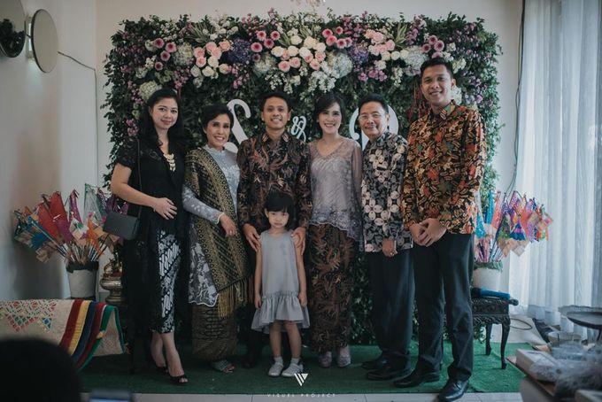 Steffie Putra Engagement by Chandira Wedding Organizer - 007