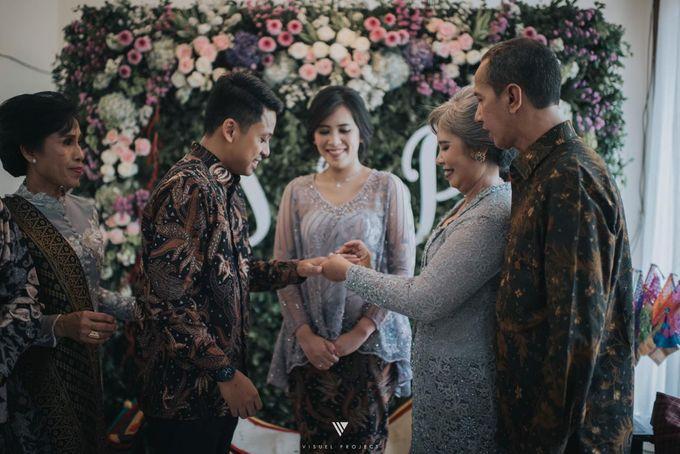 Steffie Putra Engagement by Chandira Wedding Organizer - 009