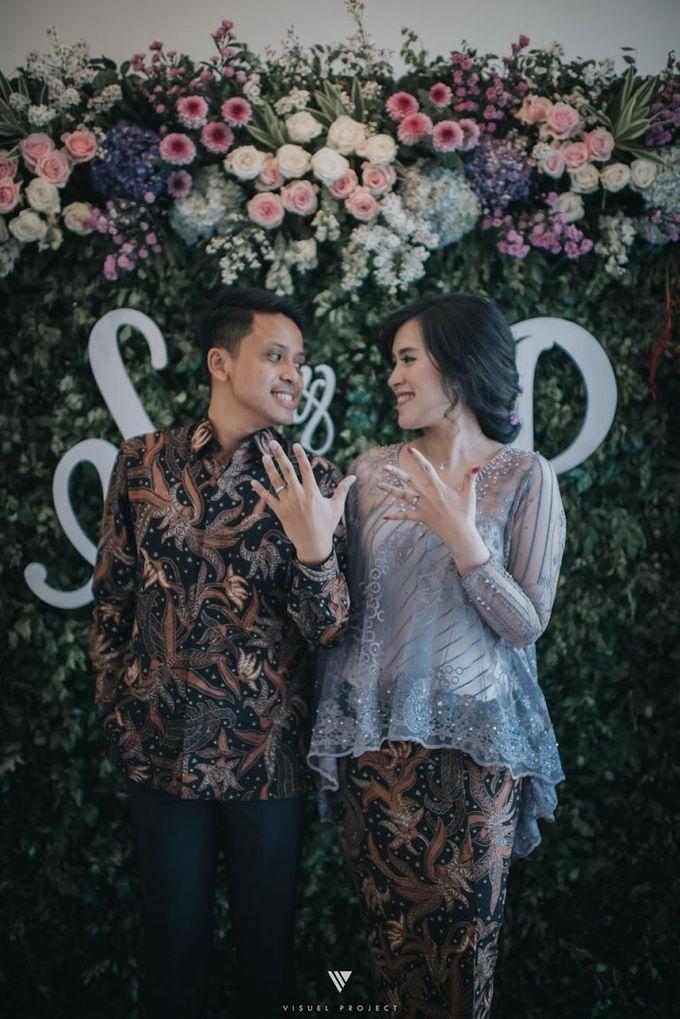 Steffie Putra Engagement by Chandira Wedding Organizer - 008