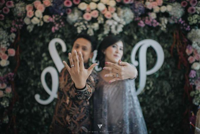 Steffie Putra Engagement by Chandira Wedding Organizer - 004