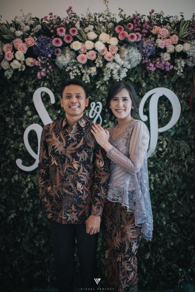 Steffie Putra Engagement by Chandira Wedding Organizer - 006