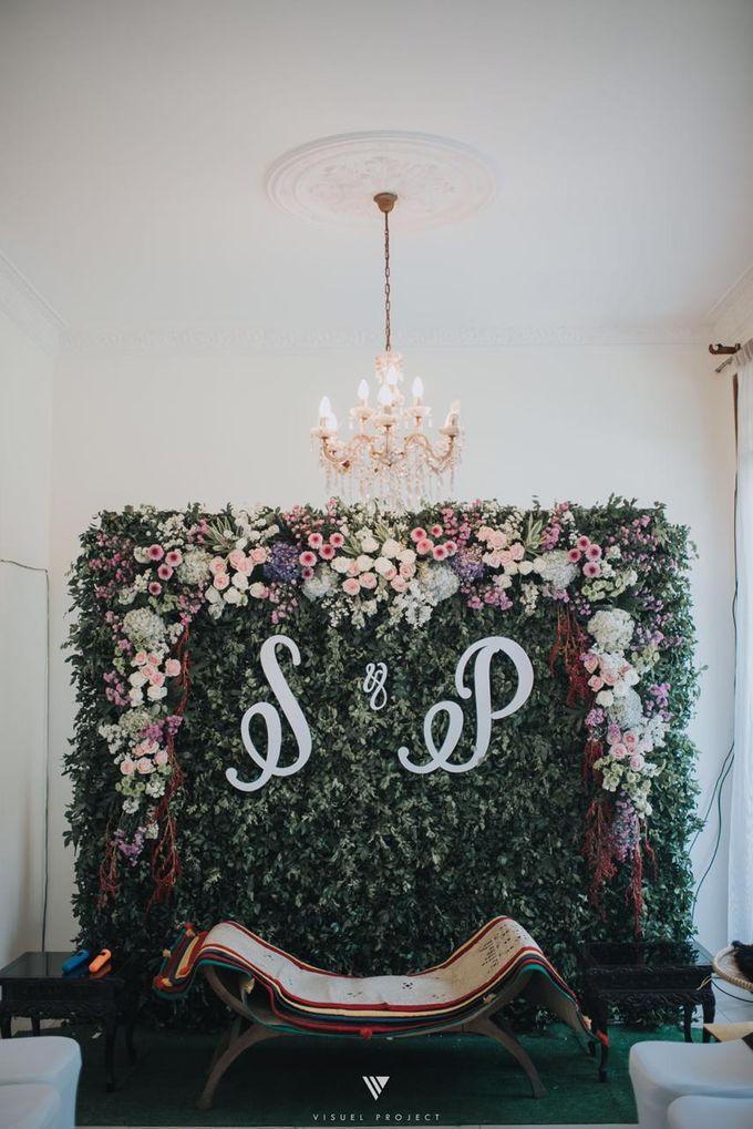 Steffie Putra Engagement by Chandira Wedding Organizer - 011
