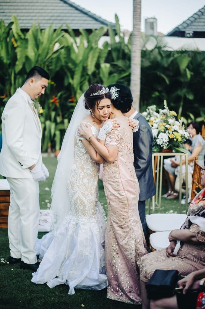 The Wedding of Han & Laura by Miracle Wedding Bali - 008