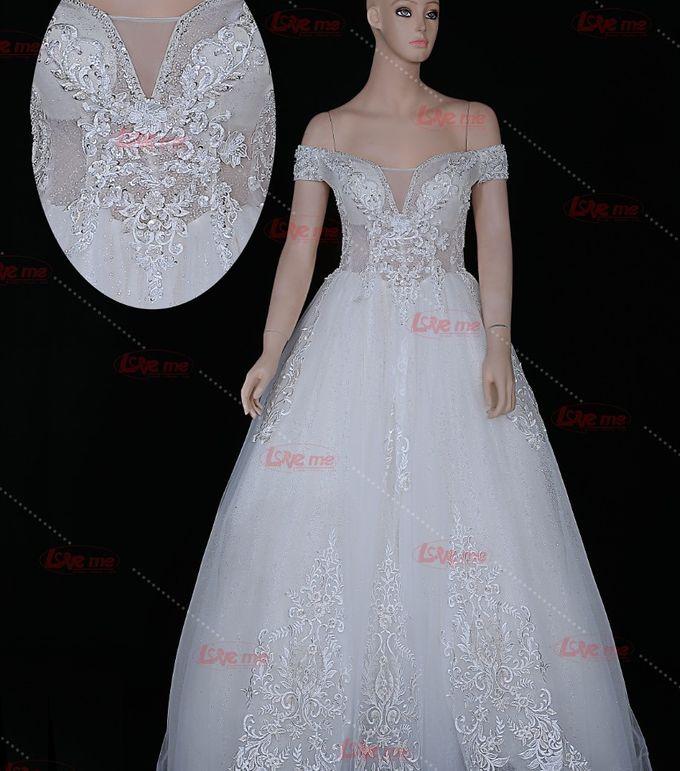 Sale And Rent Wedding Dress by Sewa Gaun Pesta - 022