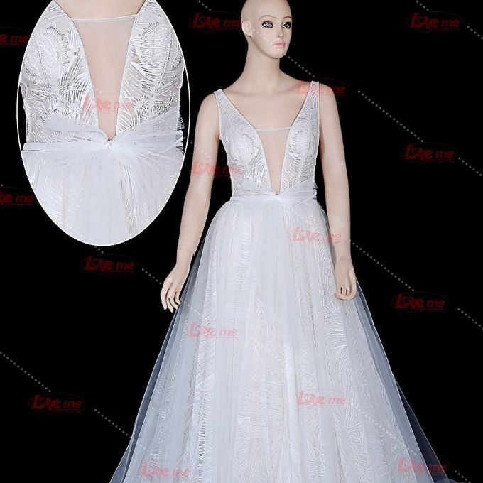 Sale And Rent Wedding Dress by Sewa Gaun Pesta - 020