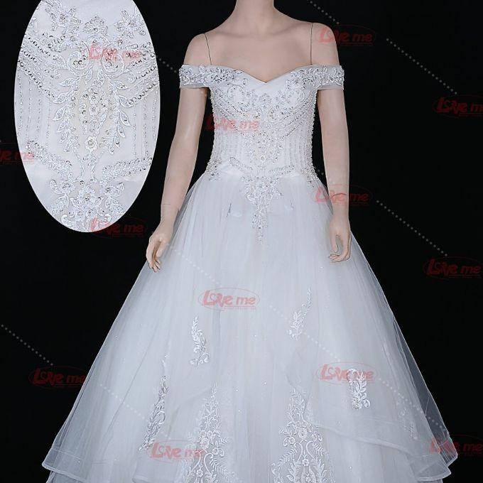 Sale And Rent Wedding Dress by Sewa Gaun Pesta - 017