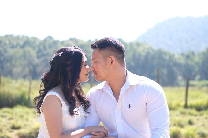 Tian & Tia Prewedding by csmakeuparts - 018