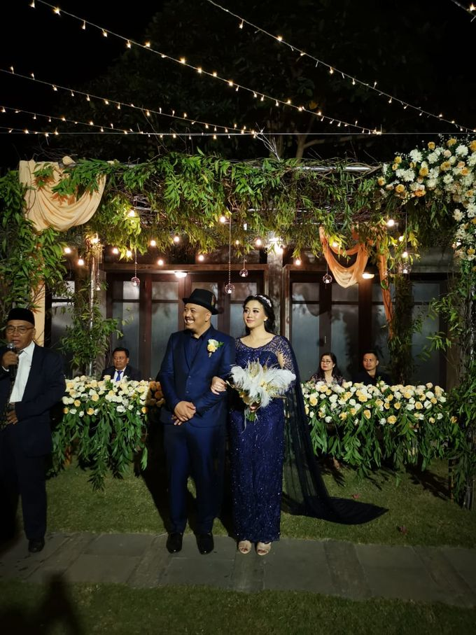 Aditya & Miranthi Wedding by Alindra Villa - 007