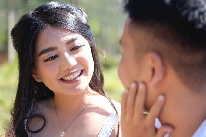 Tian & Tia Prewedding by csmakeuparts - 031