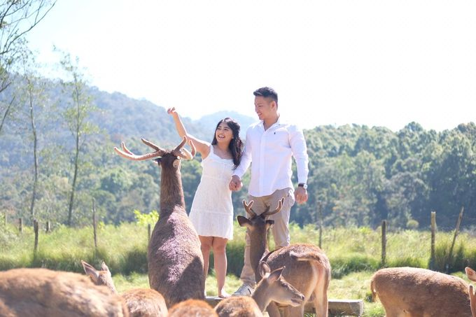 Tian & Tia Prewedding by csmakeuparts - 026