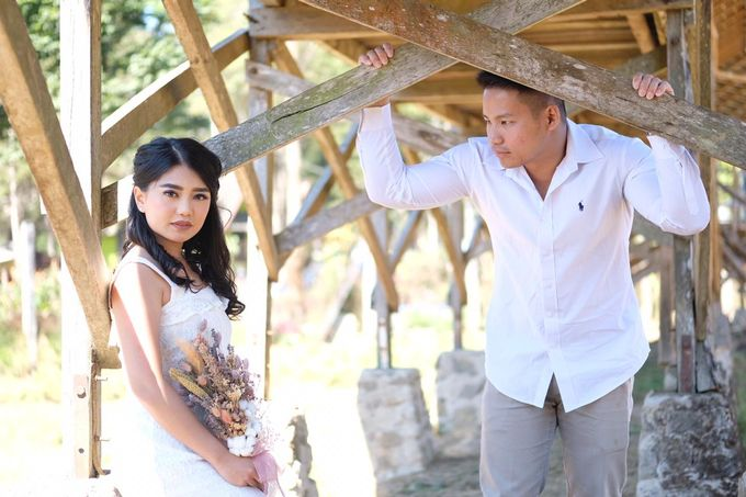Tian & Tia Prewedding by csmakeuparts - 030