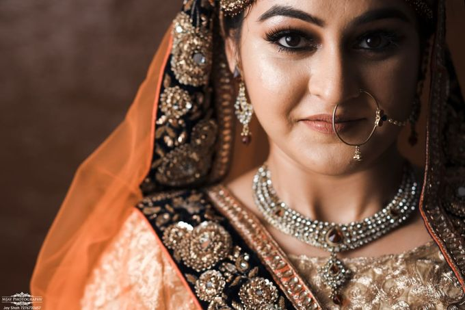 Bridal Portfolio by Magical Makeovers By Divvya - 014