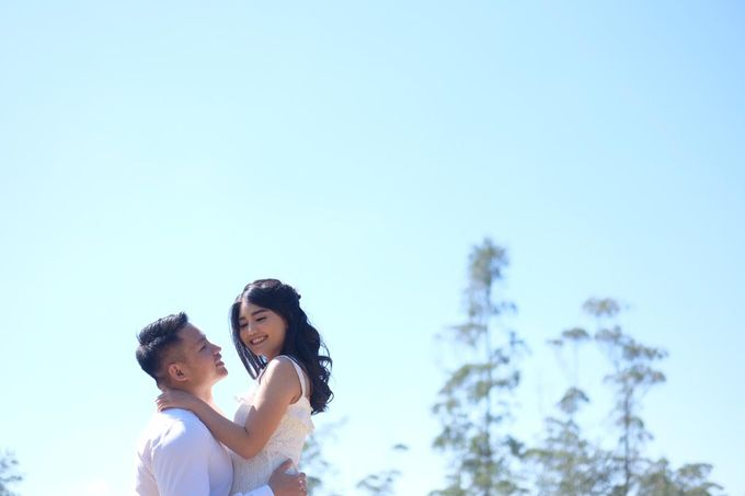 Tian & Tia Prewedding by csmakeuparts - 015