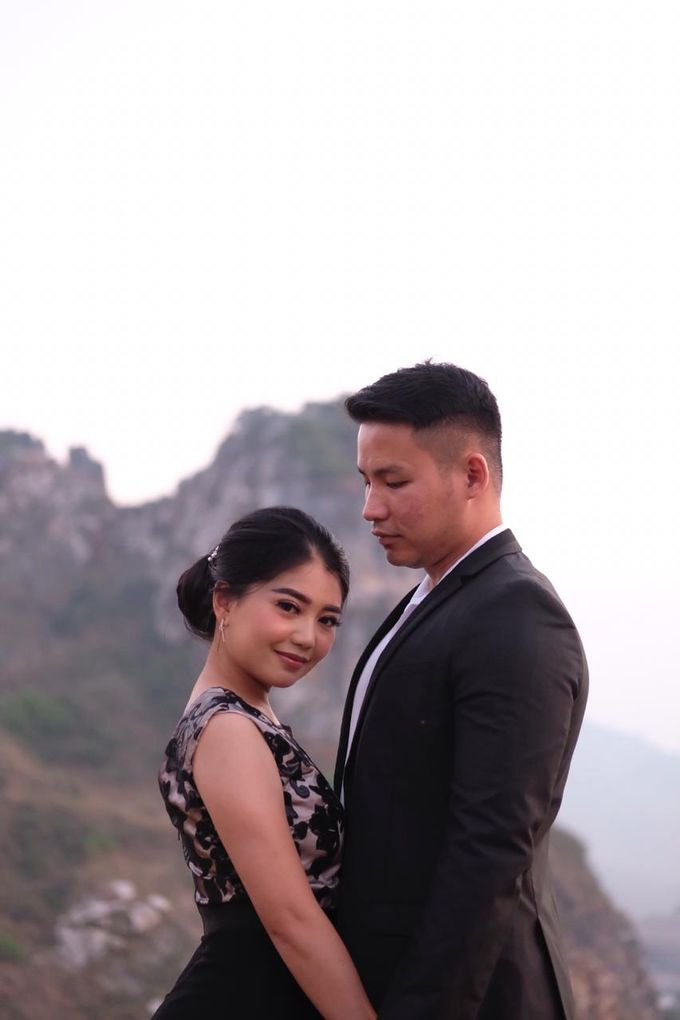 Tian & Tia Prewedding by csmakeuparts - 010