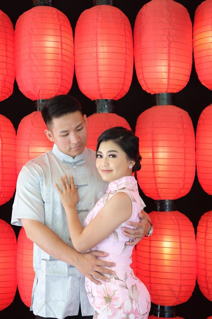Tian & Tia Prewedding by csmakeuparts - 011