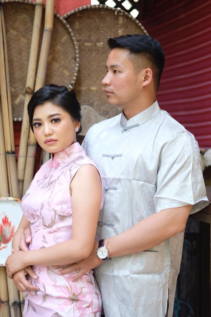 Tian & Tia Prewedding by csmakeuparts - 023