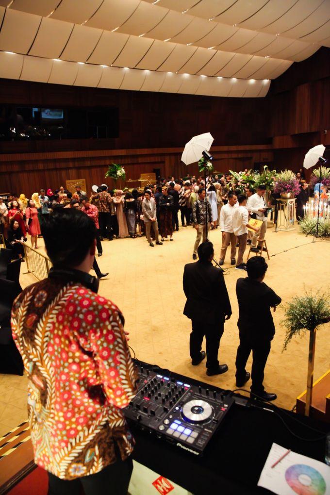 Wedding Reception Karnisa&Edo by DJ Perpi - 003