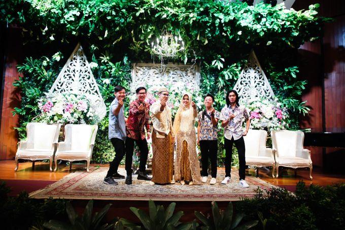 Wedding Reception Karnisa&Edo by DJ Perpi - 005