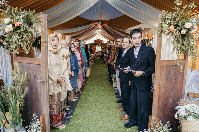Icha and Alam Wedding by Hana Seserahan - 017