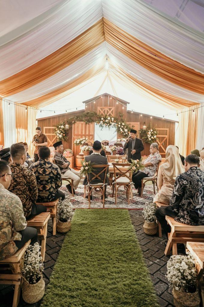 Icha and Alam Wedding by Hana Seserahan - 015