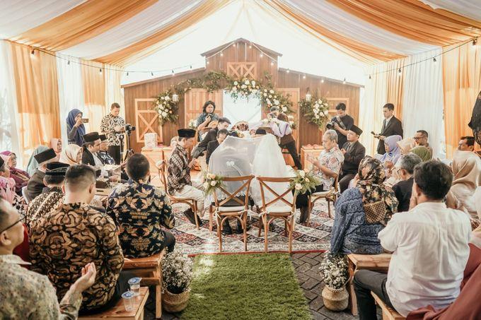 Icha and Alam Wedding by Hana Seserahan - 016