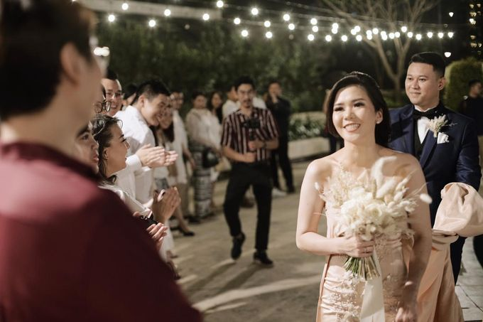 Highlight of Jefri & July by Double Happiness Wedding Organizer - 005
