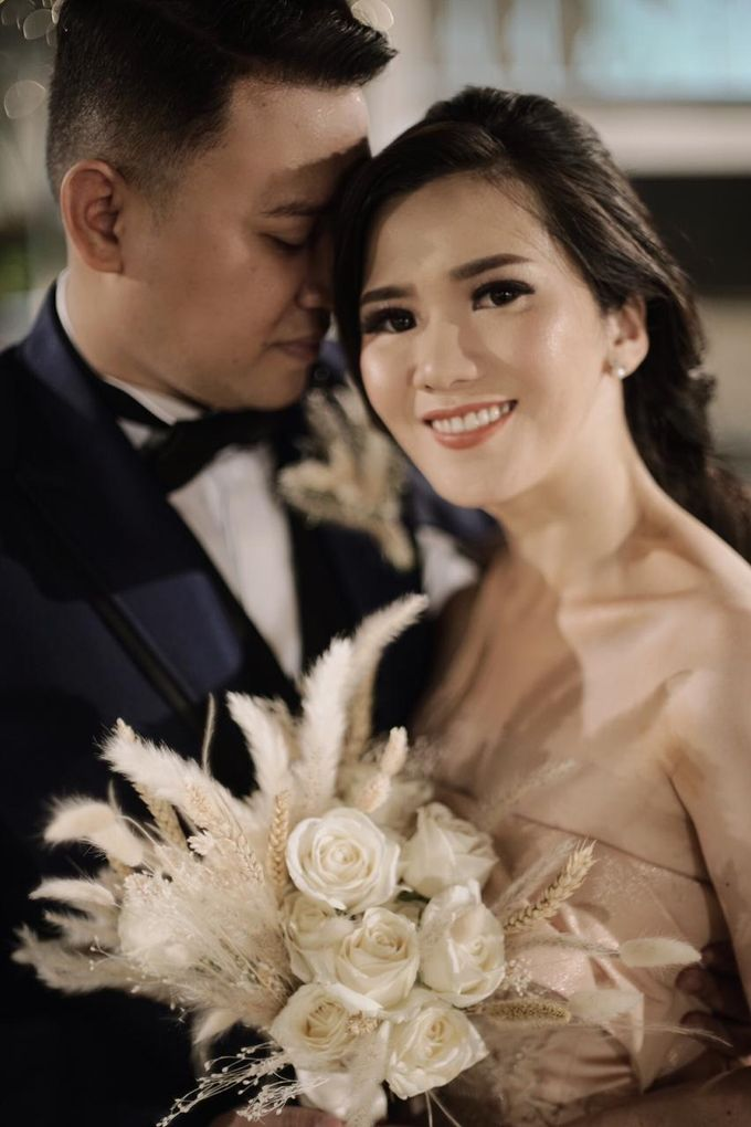 Highlight of Jefri & July by Double Happiness Wedding Organizer - 028