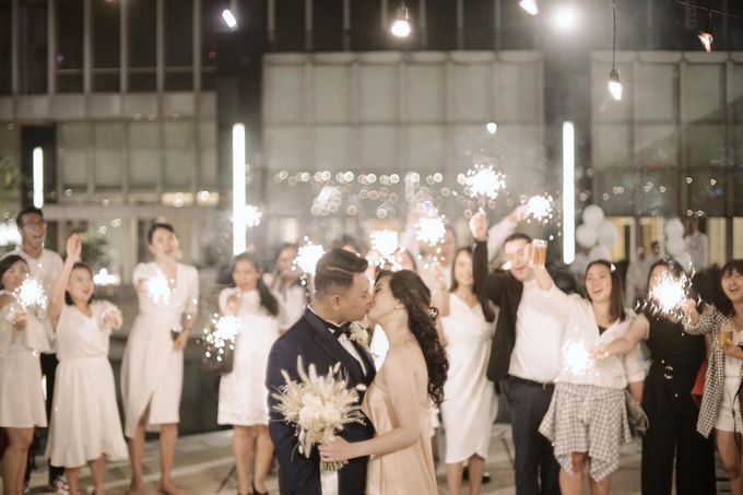 Highlight of Jefri & July by Double Happiness Wedding Organizer - 020