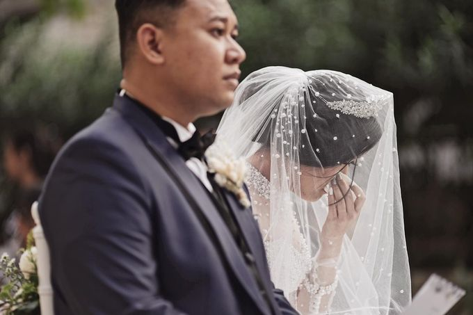 Highlight of Jefri & July by Double Happiness Wedding Organizer - 019