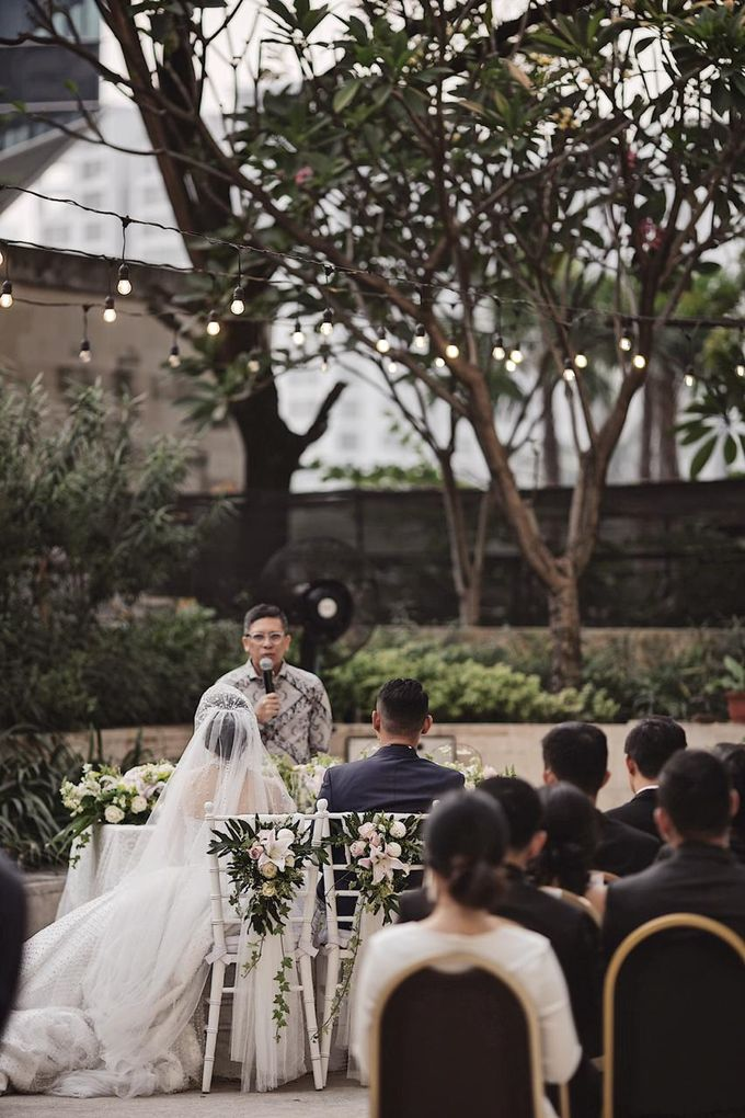 Highlight of Jefri & July by Double Happiness Wedding Organizer - 021