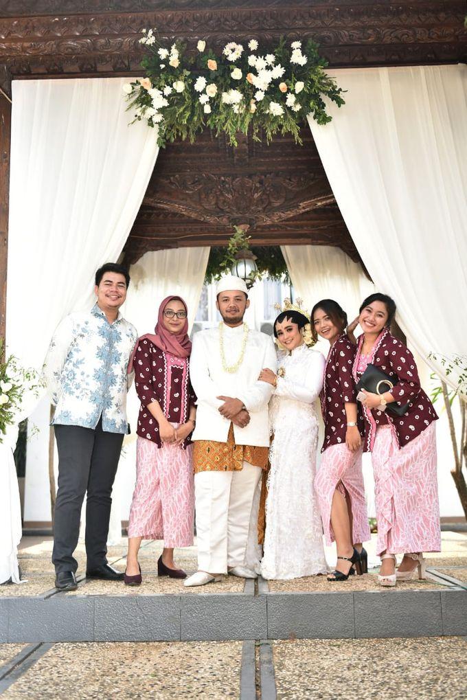Dekorasi Akad Nikah Fila dan Deni by Hana Seserahan - 007