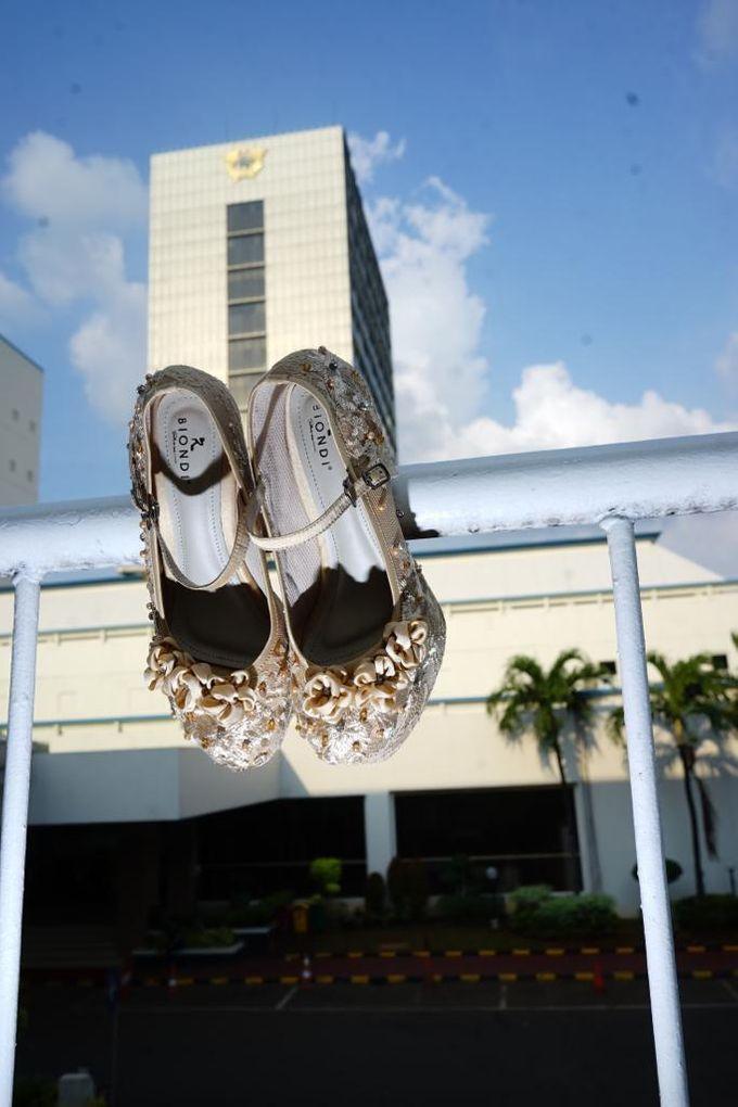 Tania N Iqbal Wedding by Wedding shoes by Biondi - 004