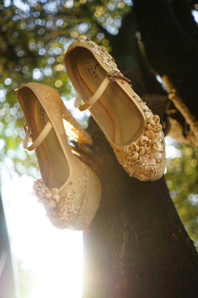 Tania N Iqbal Wedding by Wedding shoes by Biondi - 001