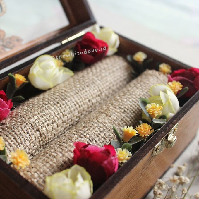 Wedding Box by The White Dove - 016
