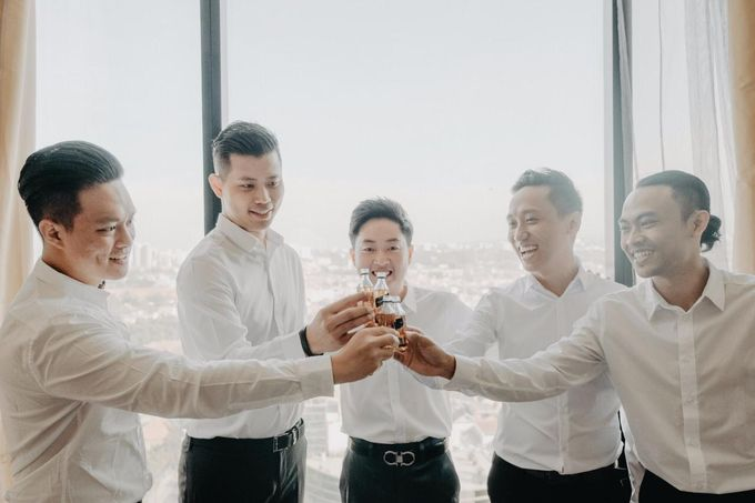 The Wedding Of Yikai & Ester by delazta wedding coordinator - 007