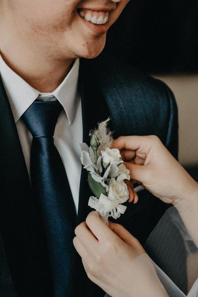 The Wedding Of Yikai & Ester by delazta wedding coordinator - 004