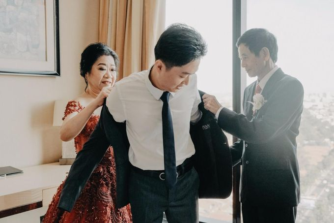 The Wedding Of Yikai & Ester by delazta wedding coordinator - 009