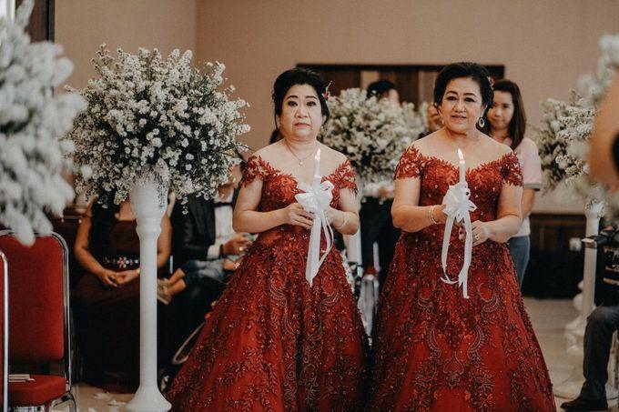 The Wedding Of Yikai & Ester by delazta wedding coordinator - 034