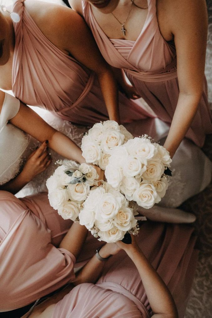 The Wedding Of Yikai & Ester by delazta wedding coordinator - 018
