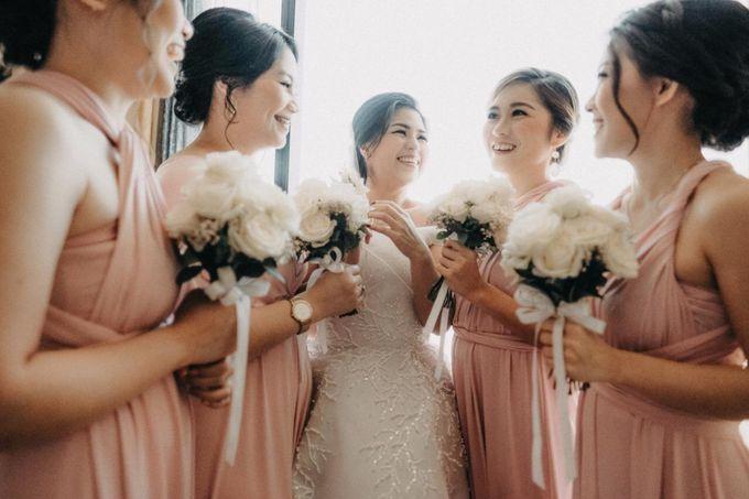 The Wedding Of Yikai & Ester by delazta wedding coordinator - 028
