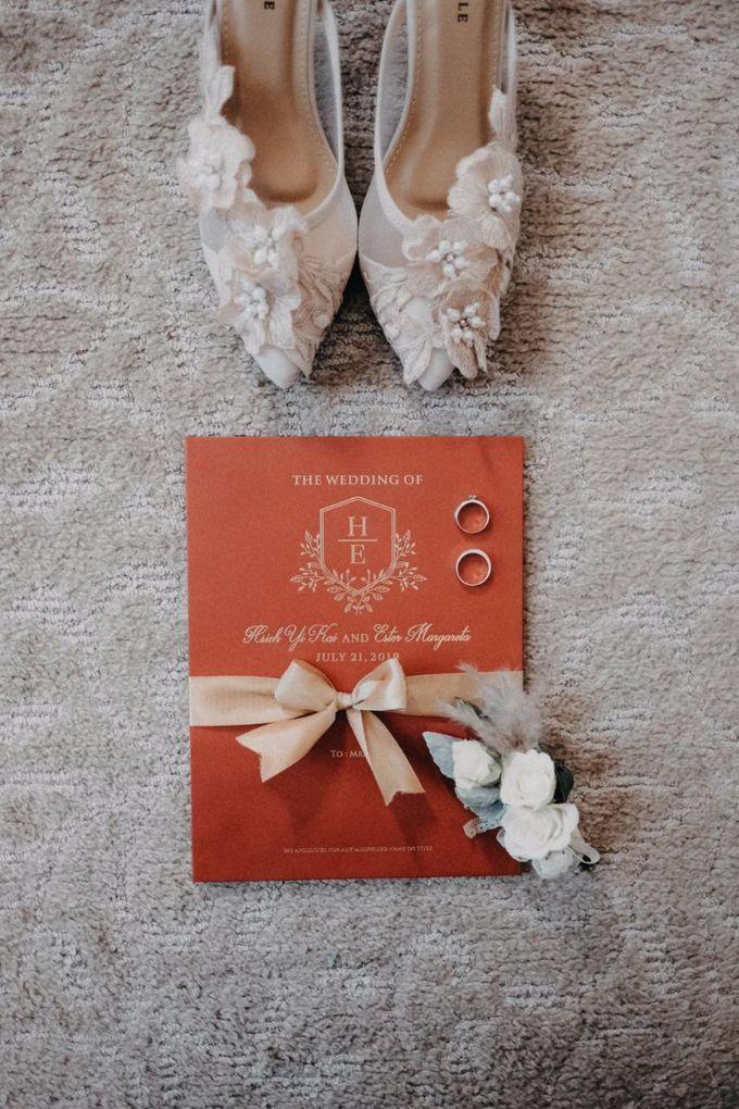 The Wedding Of Yikai & Ester by delazta wedding coordinator - 033