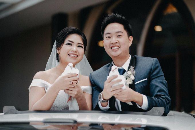 The Wedding Of Yikai & Ester by delazta wedding coordinator - 020